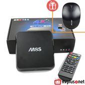Android TV Box M8s - Amlogic S812 - Giá rẻ Tặng Chuột Không Dây 150k