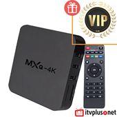 Android Box MXQ 4K - RK3229, Giá Rẻ