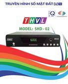 Đầu thu DVB-T2 SHD02 Đài TH Vĩnh Long