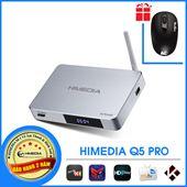 HIMEDIA Q5 Pro- Android 7.0 NOUGAT Dolby Vision 4K Chính Hãng HIMEDIA Việt Nam