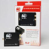 DAC VINAGEAR XL2 - Chuyển đổi âm thanh Optical ra AV