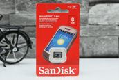 THẺ NHỚ SANDISK MICRO SD 8GB CLASS 4
