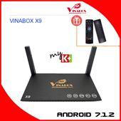 Vinabox X9, Ram 2G, Android 6.0 Tặng KM800 (500k)