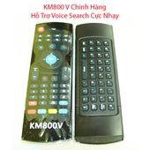 AirMouse KM800V - Bàn Phím Chuột Bay và Voice mic