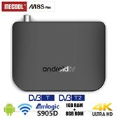 Android TV Box Mecool M8S PLUS DVB T2 Android 7.1 - Thế Hệ Mới