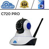 C720 Pro | 2.0 MPX - FULL HD 1080P - Chuẩn nén H.265X - BH 2 năm