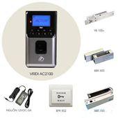 Hệ thống kiểm soát kết hợp chấm công Virdi AC-2100