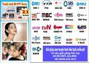 Lắp Đặt Truyền Hình Hàn Quốc Korea Live TV tại Việt Nam - Watching Korean TV in Vietnam
