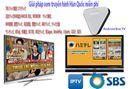 Chia sẻ cách xem truyền hình hàn quốc với gói kênh IPTV trên Android TV BOX