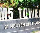 CÔNG TRÌNH LẮP ĐẶT KHÓA VÂN TAY SAMSUNG SHP-DP728 TẠI  TÒA NHÀ M5 SỐ 91 NGUYỄN CHÍ THANH
