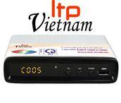 Đầu Thu DVB T2 LTP 1306