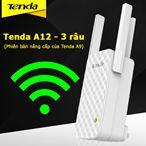 Bộ kích sóng Wifi Tenda A12 ba râu