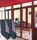 Hệ cửa mở quay Fravi VIP55