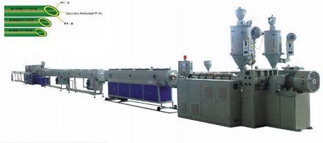 Dây chuyền sản xuất ống phức hợp PPR-COMPOSIT