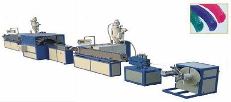 Dây chuyền sản xuất ống lưới PVC mềm