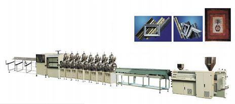 Dây chuyền sản xuất khung tranh nhựa PS,EPS xốp
