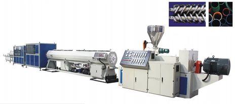 Dây chuyền sản xuất ống UPVC đường kính trung bình