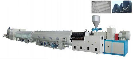 Dây chuyền sản xuất ống UPVC đường kính lớn