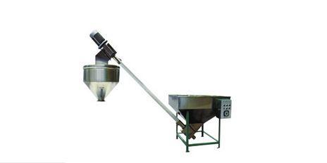 Máy cấp liệu dạng bột kiểu xoắn ốc công suất nhỏ
