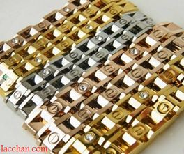 Lắc tay cartier nữ