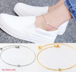 Vòng đeo chân nữ