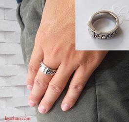 Nhẫn kiểu của nam