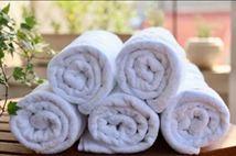 Khăn tắm khách sạn 60x120 210g có viền