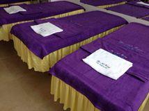Khăn Spa, khăn trải giường