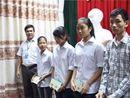 Hoạt động của quỹ khuyến học Tiêu Vĩnh Ngọc tại Thái Nguyên