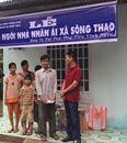 Doanh nhân Tiêu Vĩnh Ngọc tài trợ xây nhà tình thương