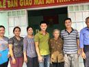 Cơ sở cai nghiện Tiêu Vĩnh Ngọc trao nhà tình nghĩa cho người nghèo