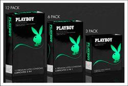 Bao cao su kéo dài thời gian quan hệ PlayBoy