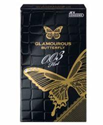 Bao cao su cao cấp Jex Glamourous Hot 0.03
