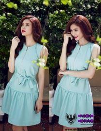 Đầm suông đẹp thiết kế dễ thương như Phạm Quỳnh Anh