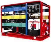 Máy bơm chữa cháy diesel 75hp - D4BB