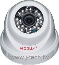 CAMERA ANALOG  DOME IR J-TECH JT-D236HD