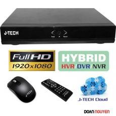 Đầu ghi hình AHD J-TECH AHD8104B ( 4 kênh 1080P )