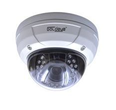 Camera cầu hồng ngoại ống kính thay đổi gắn ngoài trời GE-LWD13A2