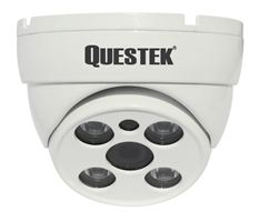 Camera AHD Dome hồng ngoại QUESTEK QN-4193AHD/H