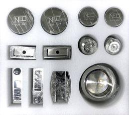 Bộ lùa cửa kính Neo A002 PS