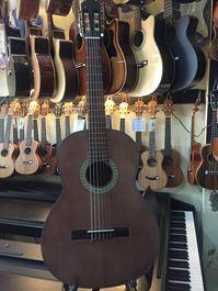 Đàn Guitar HiLi HC264A nâu mờ
