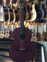 Đàn Guitar HiLi HC264A tím than sơn mờ