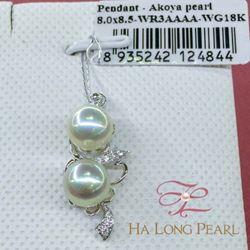 Pearl pendants - Akoya 64A804G018S10 (2v- Đ.250)