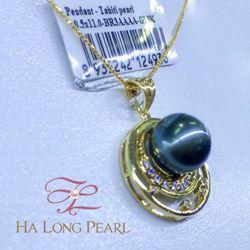 Pearl pendants - Tahiti 64T104G022S19 (Đ.400)