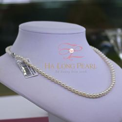 Pearl necklaces - Akoya 61A403S004