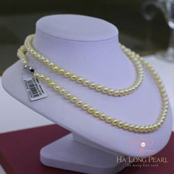 Pearl necklaces - Akoya 61A603S004