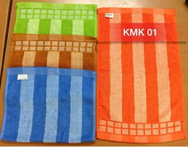 Khăn mặt KMK 01 - KT 30*45cm