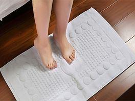 Thảm chân khăn bông 01