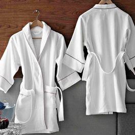 Áo choàng tắm khăn bông 01