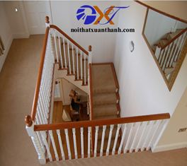 Cầu thang gỗ 26